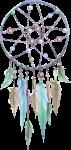 kisspng-dreamcatcher-wedding-invitation-birthday-craft-vector-painted-dreamcatcher-5a7c3834872176.7142379115180902925535